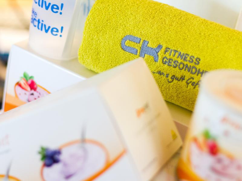 Suivi nutritionnel chez CK Fitness
