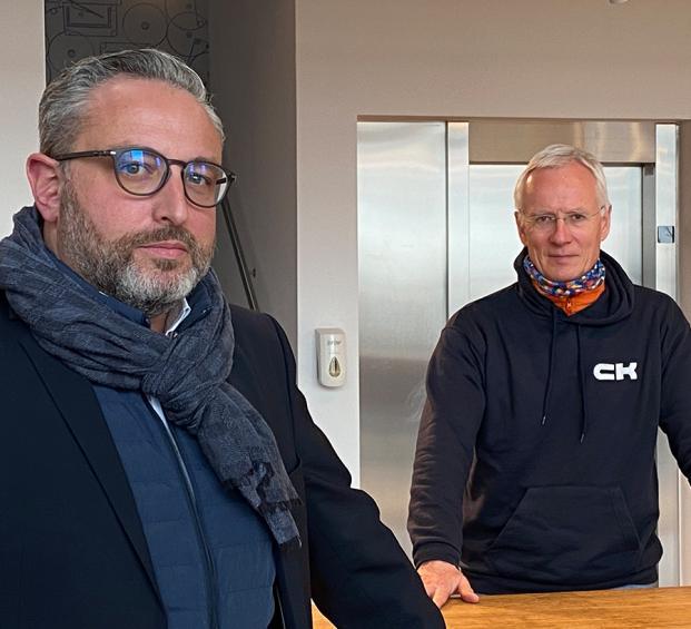 Partenariat entre Raiffeisen et CK | Fitness
